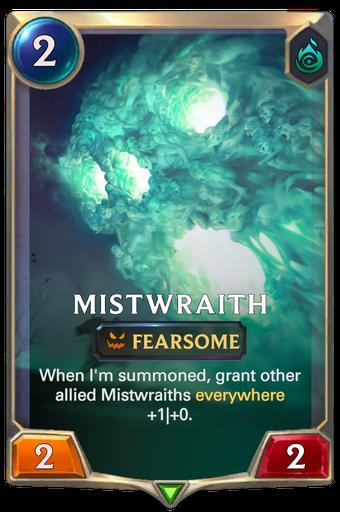 Mistwraith Card Image