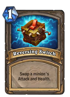 Reversing Switch Card Image