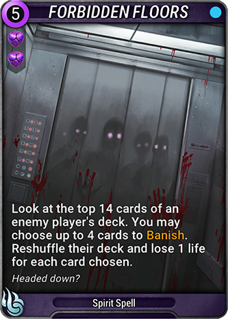 Forbidden Floors Card Image