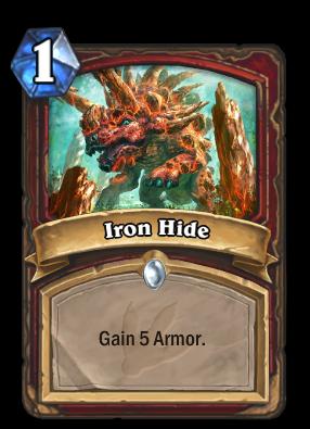 Iron Hide Card Image