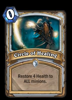 Circle of Healing Card Image