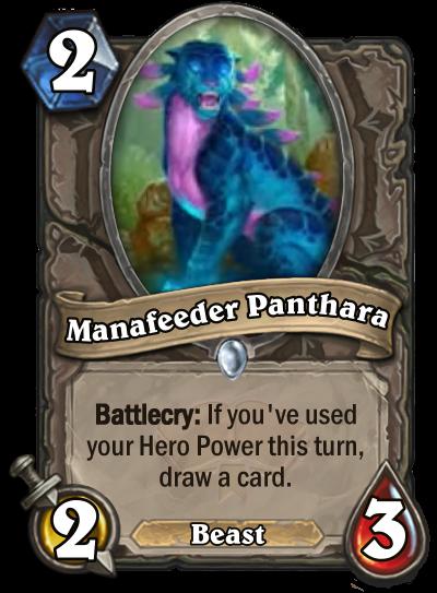Manafeeder Panthara Card Image