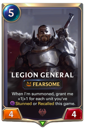 Legion General Card Image