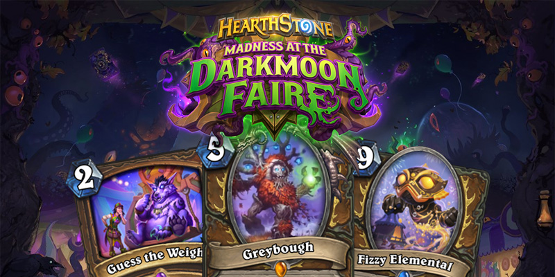Our Thoughts on Hearthstone's Madness at the Darkmoon Faire Druid Cards