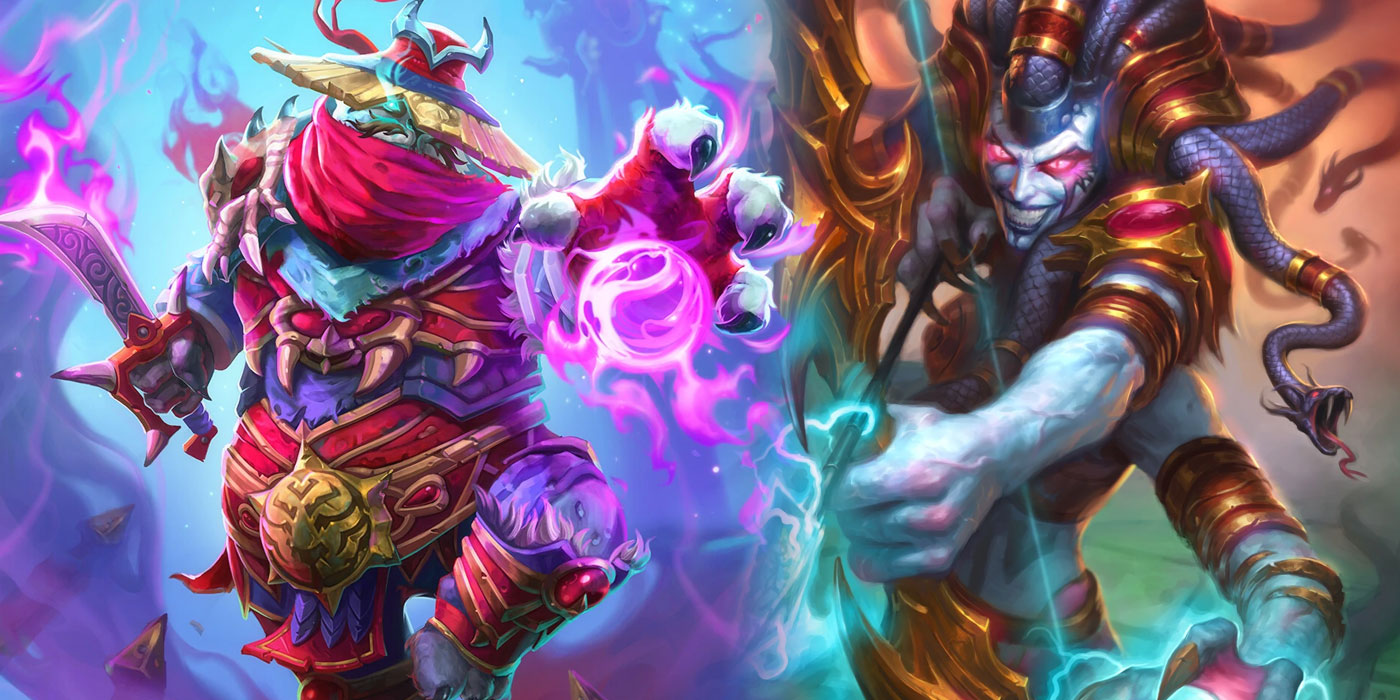 Diamond Cards We'd Love to See From Hearthstone's Year of the Phoenix