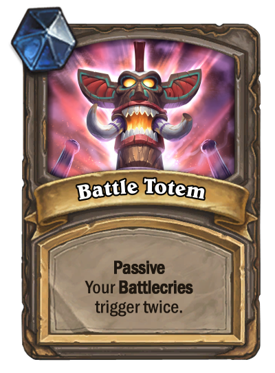 Battle Totem Card Image