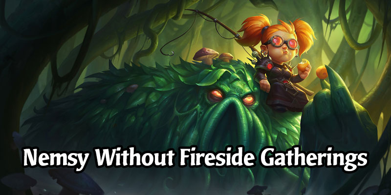 Nemsy Necrofizzle is FREE in the Hearthstone Shop for a Limited Time