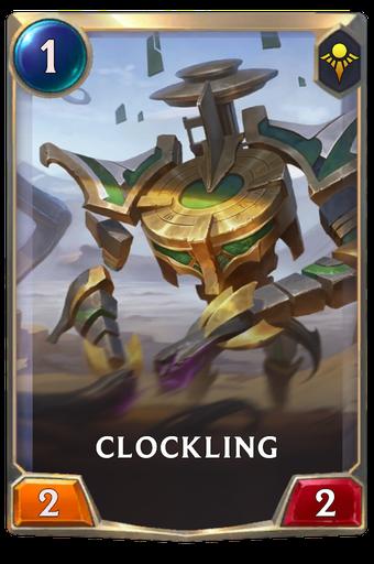 Clockling Card Image