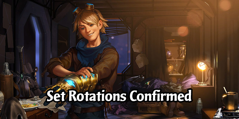 Set Rotations Will Happen in the Future for Legends of Runeterra - Support for Older Cards Uncertain