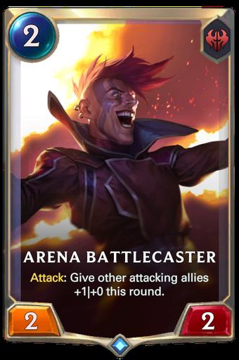 Arena Battlecaster Card Image