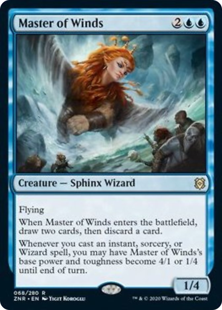Master of Winds Card Image