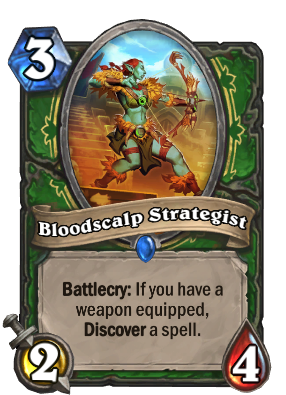 Bloodscalp Strategist Card Image