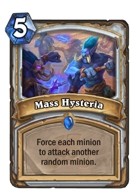 Mass Hysteria Card Image