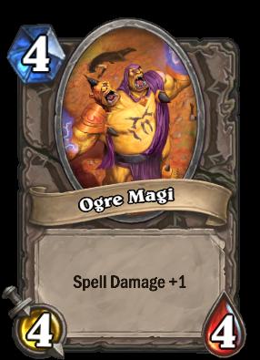 (4) Ogre Magi