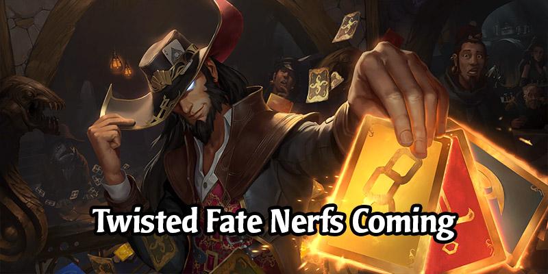 RubinZoo Teases Upcoming Nerfs to Runeterra's Twisted Fate