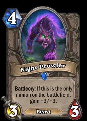 Night Prowler Card Image