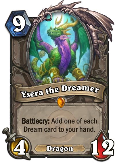 Ysera the Dreamer Card Image