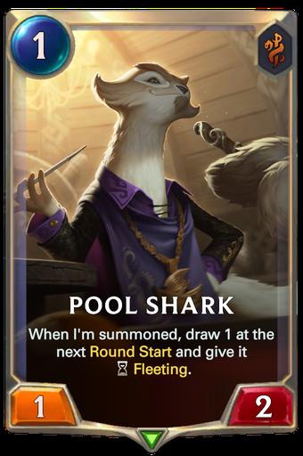 Pool Shark Card Image