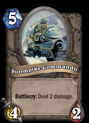 Stormpike Commando Card Image
