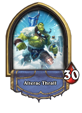 Alterac Thrall Card Image