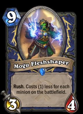 Mogu Fleshshaper Card Image