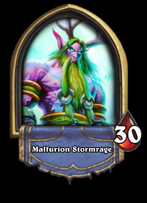 Malfurion Stormrage Card Image
