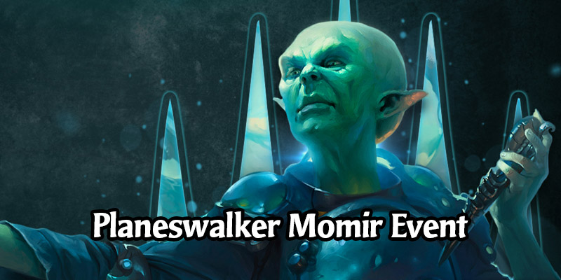 The Planeswalker Momir Event is Live - Earn Chunks of XP