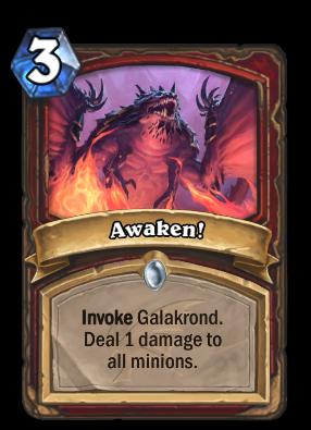Awaken! Card Image