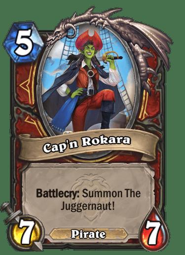 Cap'n Rokara Card Image