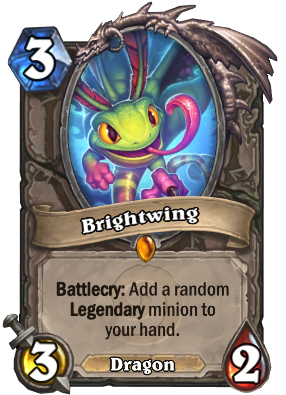 (3) Brightwing