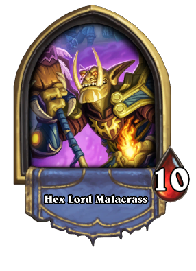 Hex Lord Malacrass Card Image