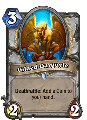 Gilded Gargoyle Card Image