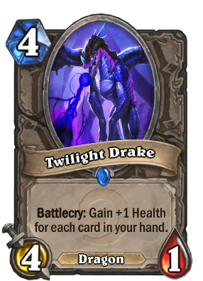 Twilight Drake Card Image