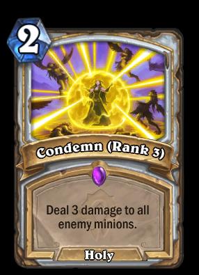 Condemn (Rank 3) Card Image