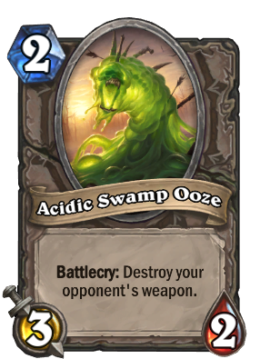 Acidic Swamp Ooze Card Image