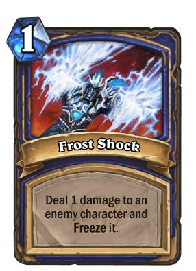 Frost Shock Card Image