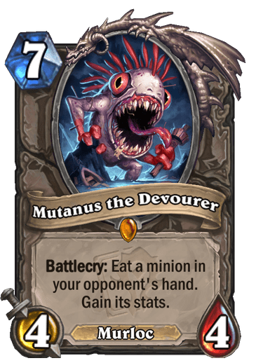 Mutanus the Devourer Card Image