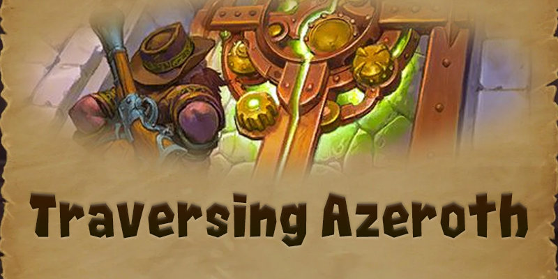 Traversing Azeroth - The Explorer's League