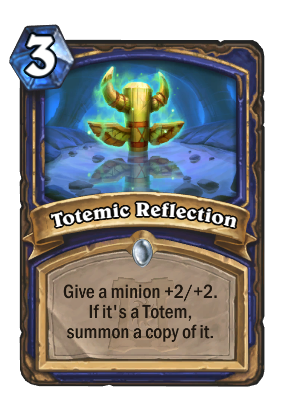 Totemic Reflection Card Image