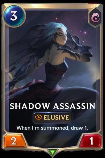 Shadow Assassin Card Image