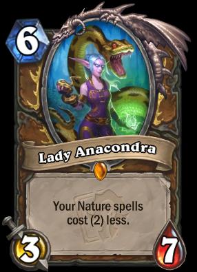 Lady Anacondra Card Image
