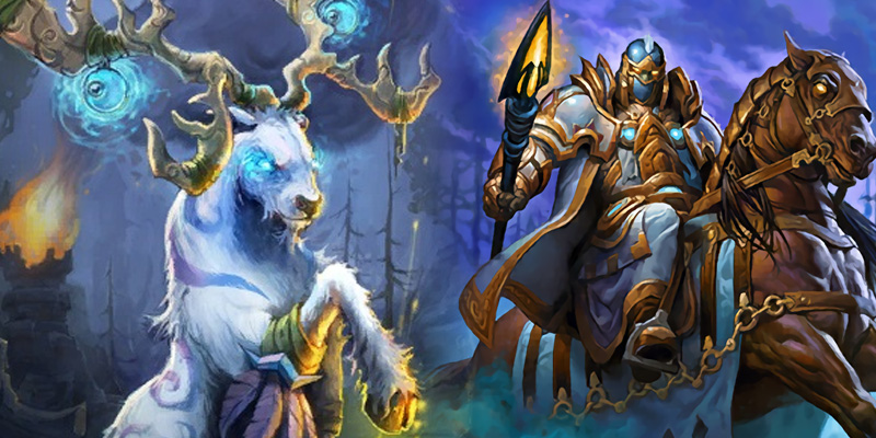 The Forgotten Wilds of Hearthstone - A Stag's Shamanistic Secrets