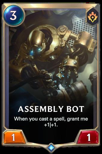 Assembly Bot Card Image