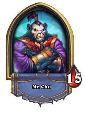 Mr. Chu Card Image