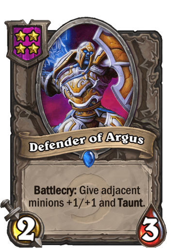 Defender of Argus Card Image