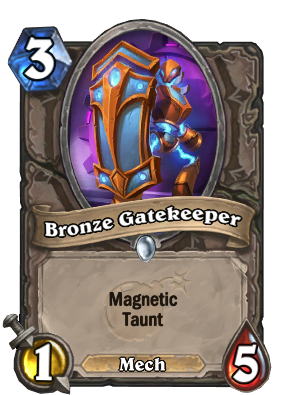 Bronze Gatekeeper Card Image
