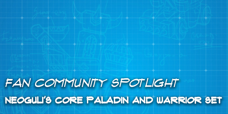 Fan Community Spotlight - Neoguli's Core Set Reworks - Part 2 (Paladin and Warrior)