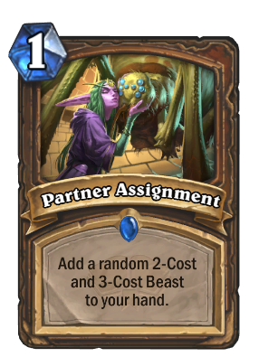 Partner Assignment Card Image