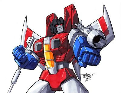 Starscream's Avatar