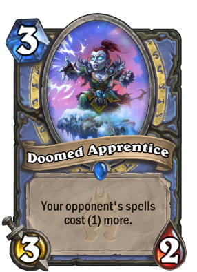 Doomed Apprentice Card Image